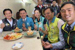 台南立委選舉/綠邀林智堅 藍勤跑行程