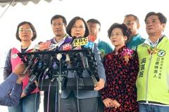 美通過香港法案 蔡英文:港要恢復 港府須重視港人訴求