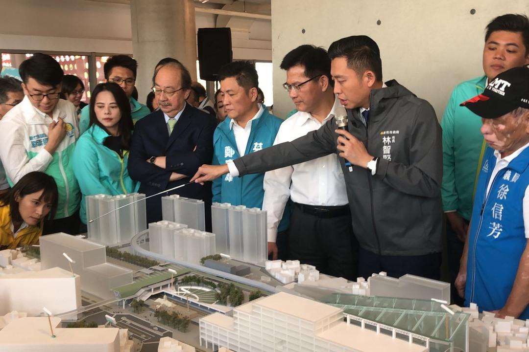 新竹大車站計畫獲交通部審查通過 全台首座跨站式平台