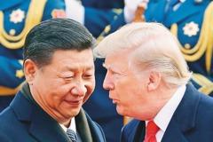 習近平表態 願與美達成局部貿易協議但不懼戰