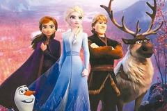 「冰雪奇緣2」危機再度考驗艾莎、安娜姊妹情