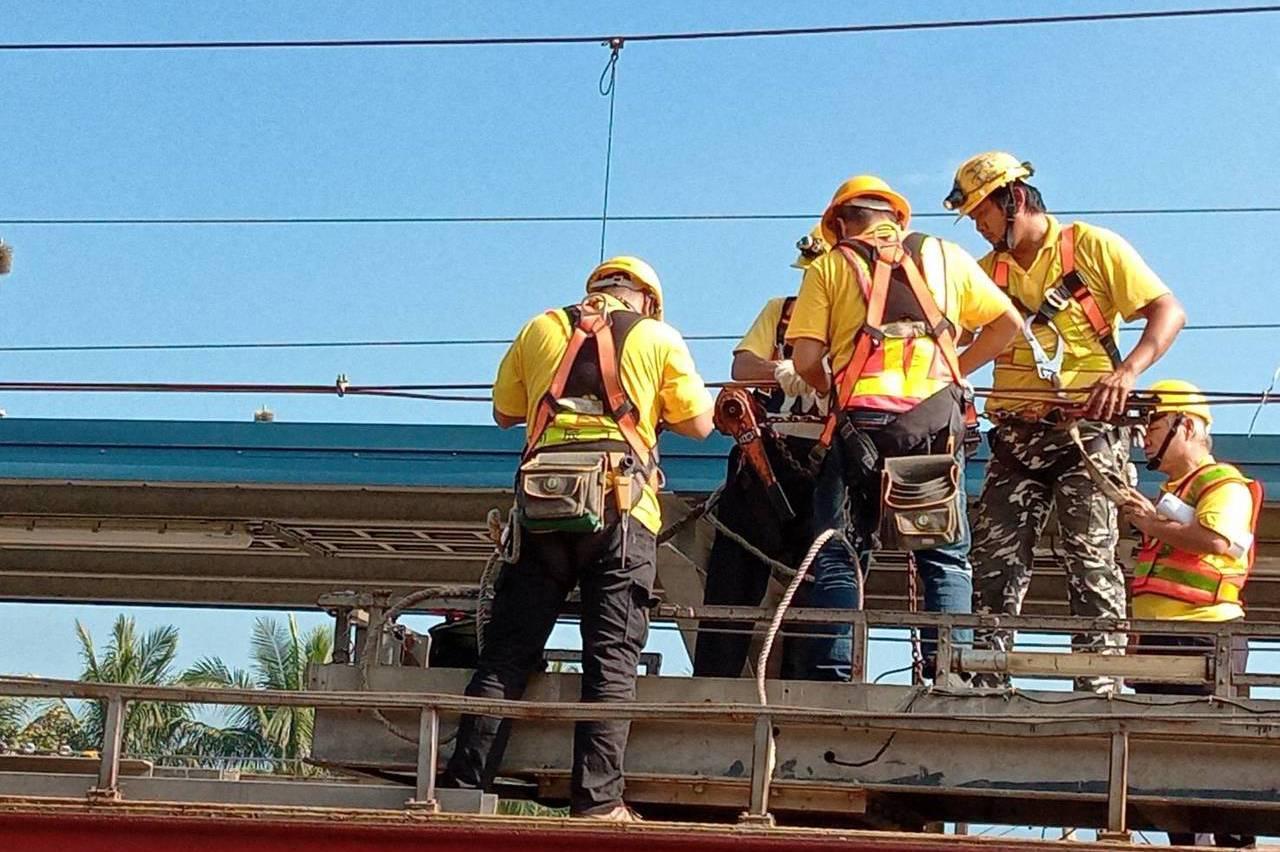 環島鐵路電氣化最後一里路 南迴工程履勘完成