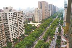 想住公園旁嗎? 北市這區市民享最多綠地