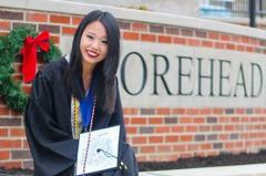 托福單字書讓高雄女孩脫胎換骨 美國留學榮登畢業致詞代表