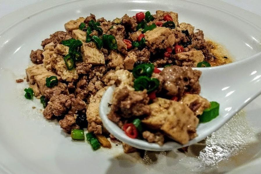食譜/麻婆豆腐,四川十大經典名菜