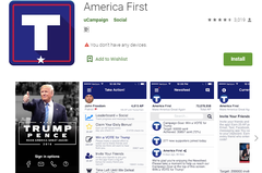 美國總統大選鎖定新的潛在票源:支持者的手機聯絡人