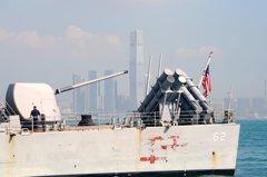 陸暫停審批美軍艦赴港休整申請 環時:這是中方第一波反制