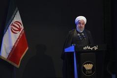 伊朗核協商 羅哈尼:美國一撤制裁即可談判
