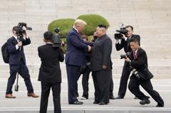 再稱金正恩為火箭人 川普:必要時會對北韓動武