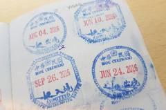 「八卦」入境章可避邪!護照裡的「2個戳章小祕密」