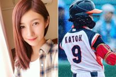 【Oops有正妹】打球囉~鄉民狂讚「被電到」 史上最正女子職棒球員加藤優