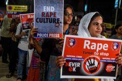 性侵事件層出不窮 印度輪姦案引眾怒