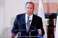 美國伊朗劍拔弩張 俄外長籲緩解緊張局勢