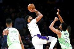 NBA/飆50分寫加入湖人新高 AD歸功隊友激勵