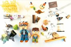 創客養成記 把展覽變玩具屋