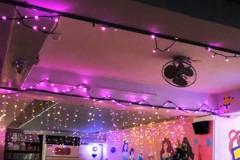 暐順耶誕送暖 捐贈耶誕燈飾 照亮少年之家