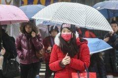暖三天又要變天! 周三下半天北台灣轉濕涼到周六
