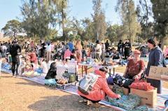 金門公園地給議會蓋議政大樓? 千人野餐表達不滿