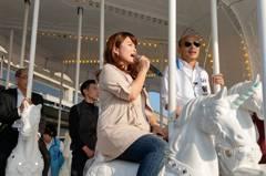 林佳龍不認愛情摩天輪被卡 韓國瑜:他完全狀況外