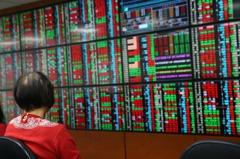 台股續飆高收漲25.44點 三大法人買超44.51億