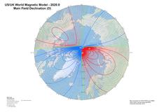 地磁北極正加速偏向俄羅斯 速度之快令科學家困惑
