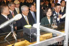 影/蔡英文總統出席台北國際音響及藝術大展