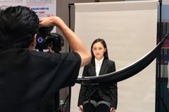不用飛韓國 新光三越韓國展現拍現拿韓系美顏證件照