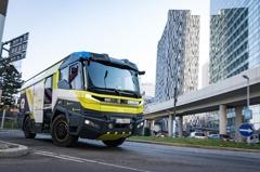 荷蘭阿姆斯特丹消防局 計畫以電動車投入救災作業