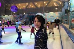 南港冬季限定「戶外滑冰場」玩整天不用錢!還有球池、海底隧道