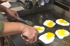 蛋餅、蘿蔔糕煎不停住戶凍未條 早餐店油煙投訴多