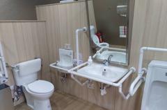 全台首座「五星友善」流廁車 北市跨年夜啟用