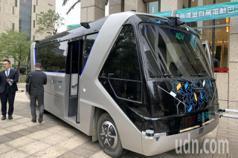 工研院攜手車王電 打造國產自駕電動巴士