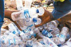 四城市中最多/倫敦每滴雨都有塑膠微粒