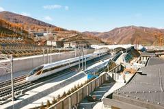 京張高鐵開通 春運解壓
