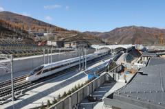 京張高鐵開通最多省140分鐘 服務2022北京冬奧