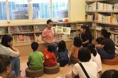 照顧「家中沒書桌的孩子」 美濃圖書館明年起夜晚開放