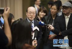 劉結一發表新年賀詞 指台灣各界反對民進黨阻兩岸交流