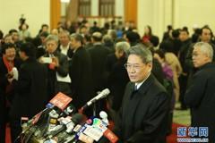 張志軍:兩岸仍有挑戰 但中國必然統一