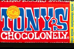 最善良巧克力!荷蘭必帶Tonys Chocolonely台灣買得到