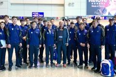 排球/東奧資格賽明燃戰火 中華男排首戰伊朗