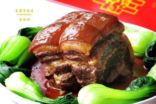 食譜/省時簡易電鍋年菜——東坡肉