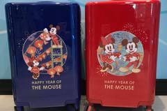 限量4千個的米奇米妮行李箱快搶!7-11「第2波迪士尼集點送」1月15日登場