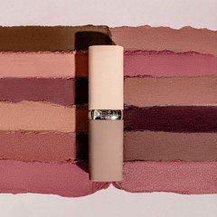 招桃花就靠它!巴黎萊雅「小粉管唇膏」6款玫瑰粉裸色美翻 鎏金限量版唇露開運必收