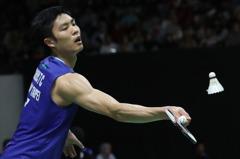 羽球亞團賽/周天成領銜 中華隊5點全拿勝菲律賓