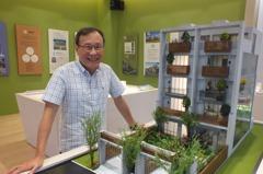 中年創業:林憲廷打造建築夢 重拾健康與時間