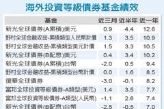 全球吹寬鬆風 投資級債吸金