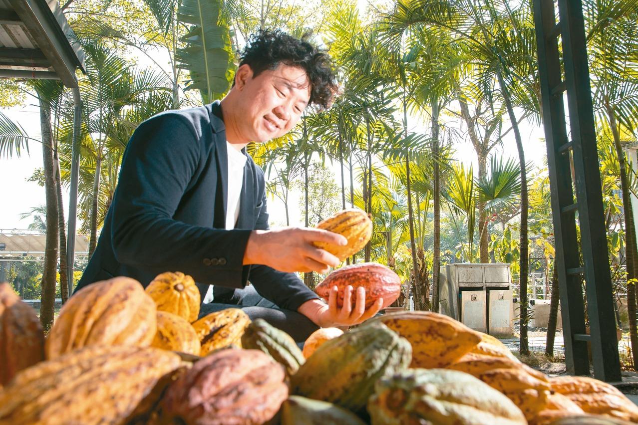 優質系/藝術加科學的人生哲學 許華仁 用巧克力說台灣故事
