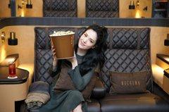 全台最豪華威秀Mucrown影廳公開!頭等艙奢華座椅、頂級餐點太美味