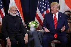 川普將訪問印度 強化戰略夥伴關係