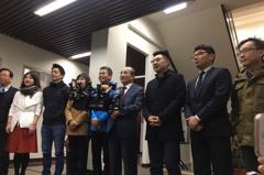 江啟臣拜會王金平 討論如何讓國民黨重返執政